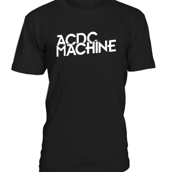 Acdcmachine t-shirt