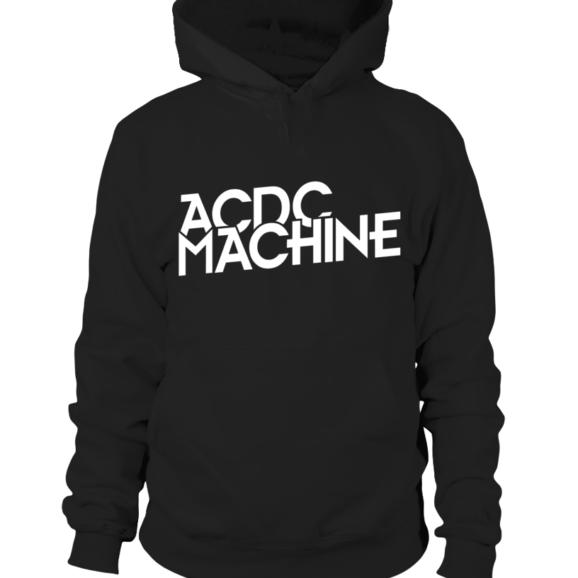 Acdcmachine hoodie